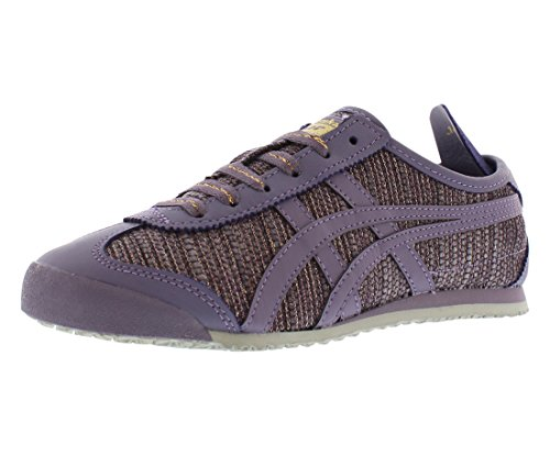 (Onitsuka Tiger Women's Mexico 66, Aster Purple, 7.5 M US)