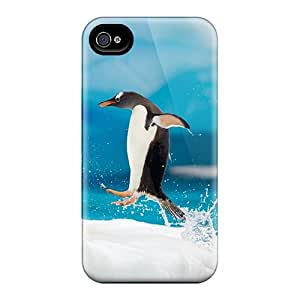 Fashionable HuO24410VPHc Iphone 6 Cases Covers For Penguin Protective Cases