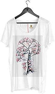 Camiseta Skull Tree, Joss, Masculino