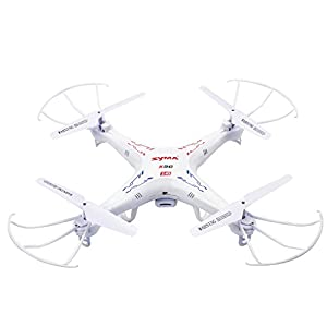SYMA X5C-1 Explorers 2.4G 4CH 6-Axis Gyro RC Quadcopter With...