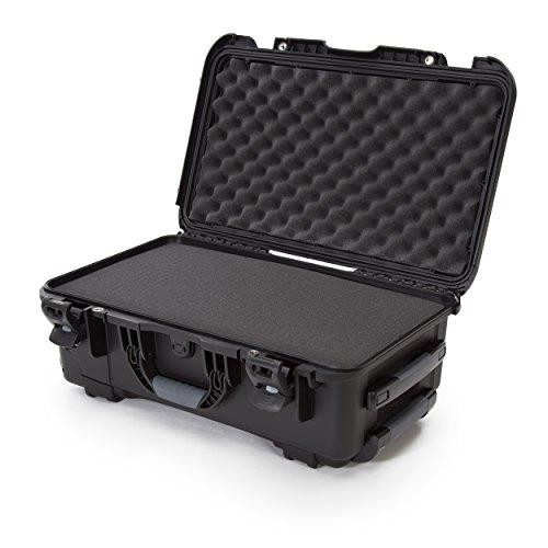 Nanuk 935 Waterproof Carry-On Hard Case with Wheels and Foam Insert - Black by Nanuk (Image #3)
