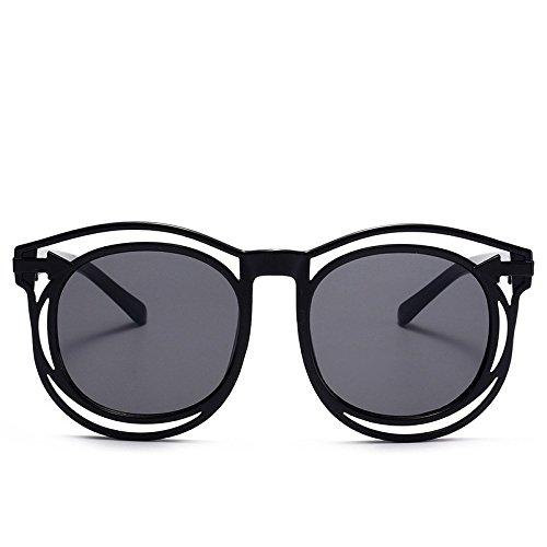 Gafas moda reflexivas de sol de de sol gafas retro colores NIFG unisex A 16wSCqw