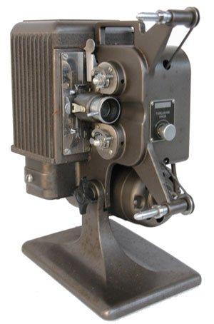 Kodak 8MM Movie Projector (Type II)