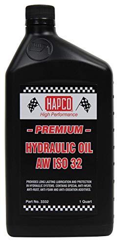 Hapco Products - Hydraulic Oil - 32 oz.