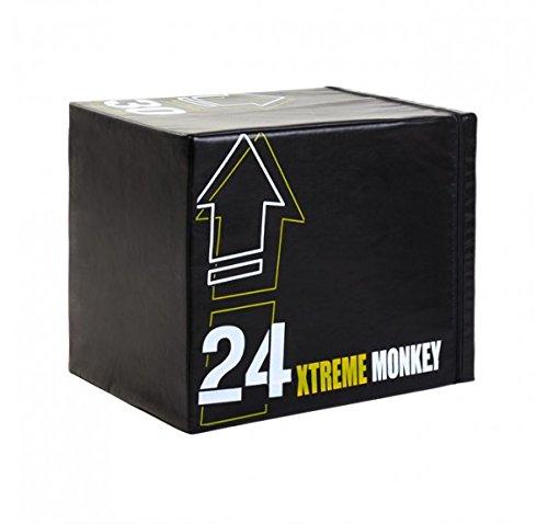 Soft Wood Plyo Box w/ WeightShift Technology - Xtreme Monkey by Xtreme Monkey