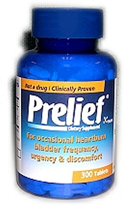 PRELIEF AKPHARMA PRELIEF, 300 TAB ( 5 Pack) by Prelief