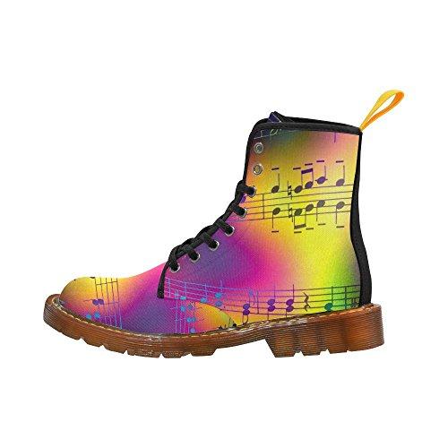 Leinterest Musique Martin Bottes Mode Chaussures Pour Hommes