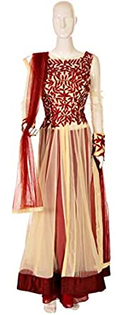 Sanskriti Multi Color Festive Anarkali Set For Women