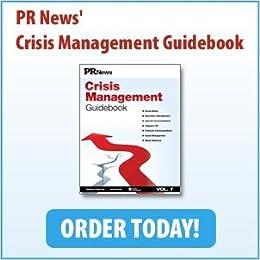 8ad07b27c3121 PR News' Crisis Management Guidebook, Vol. 7: APCO Worldwide, Nike ...