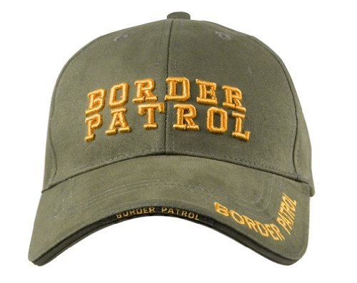 Rothco Deluxe Low Profile Cap/Border Patrol-Od