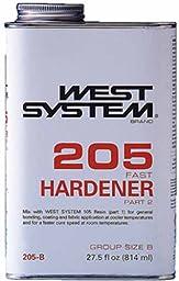 205b .86 Qt Fast Hardener