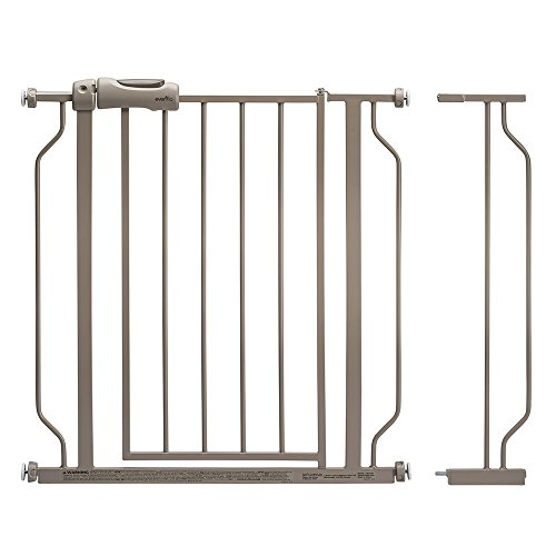 Evenflo Easy Walk Thru Doorway Gate, Tan by Evenflo