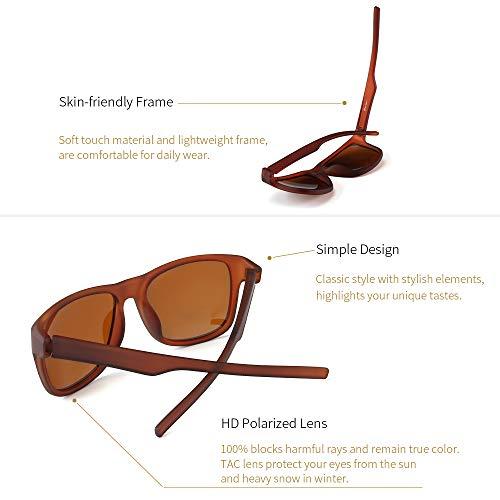 b50921603c8 Jual SUNGAIT Vintage Polarized Sunglasses for Men Women -