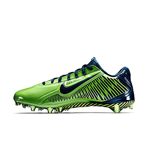 NIKE Vapor Carbon Elite TD Mens Football Cleats Green/Navy/White buy cheap fake outlet official 2014 newest cheap price clearance with credit card sale limited edition blB4tnZc4
