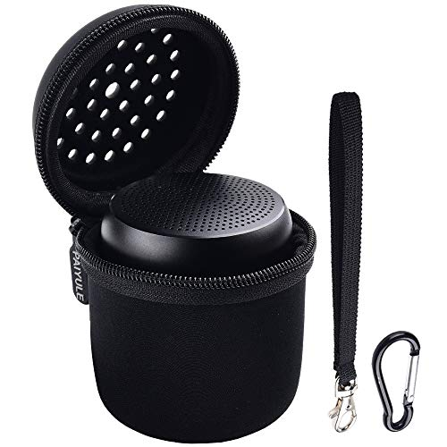 PAIYULE Hard Case Compatible for Anker Soundcore Mini 2 Pocket Bluetooth IPX7 Waterproof Outdoor Speaker.