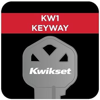 Kwikset 991 Juno Entry Knob & Single Cylinder Deadbolt Combo Pack Featuring Smartkey In Satin Nickel 2