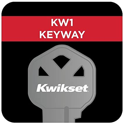 Kwikset 690 Tylo Entry Knob and Single Cylinder Deadbolt Combo Pack  featuring SmartKey in Polished Brass - - Amazon.com