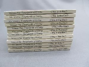 - Woman's Day Encyclopedia of Cookery Complete Set of 12 Hardcover Volumes
