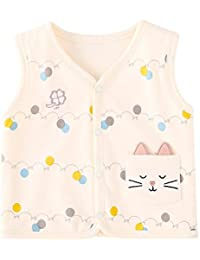 Baby Girl S Outerwear Vests Amazon Com