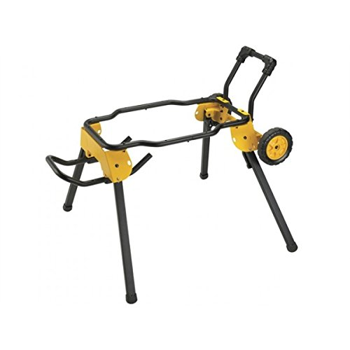 - DEWALT DWE74911 Rolling Table Saw Stand