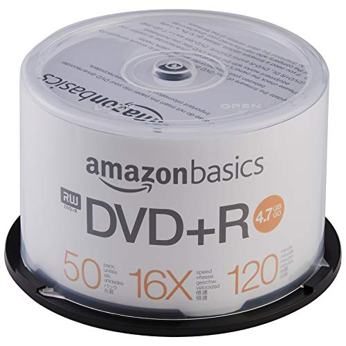 AmazonBasics 4 7 GB 16x DVD product image