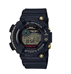 G-Shocks latest mens limited edition watch collection is in honor of the brands 35th anniversary. Paying tribute to the original G-SHOCK colorway of black and gold, the Original Color collection features three iconic G-SHOCK timepieces. Each ...
