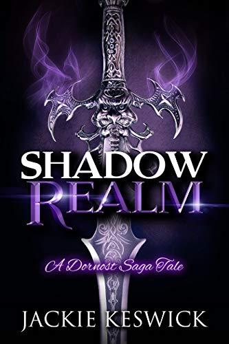 Shadow Realm, an m/m fantasy romance novella by Jackie Keswick