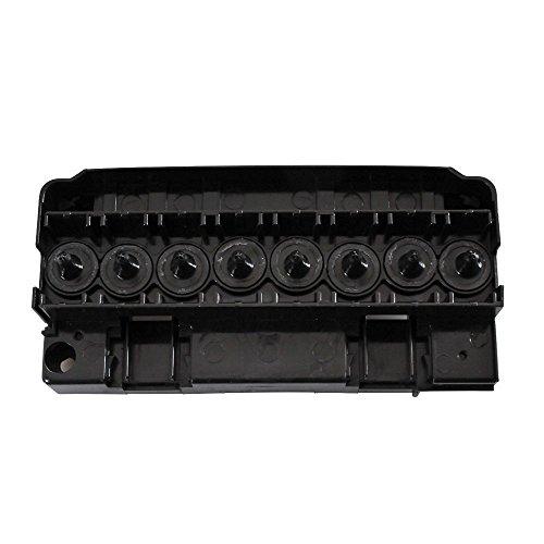 DX5 Solvent Printhead Manifold Head Adapter For Mutoh VJ-1204/VJ-1614/VJ-1304/VJ-1604E Inkjet Printer