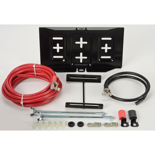 JEGS 10275 Single Battery Relocation Kit by JEGS