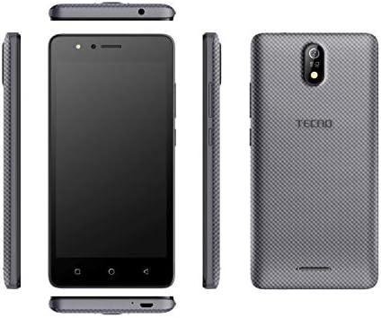 Tecno WX3 LTE Dual SIM - 8GB, 1GB, 4G LTE, Sky Grey: Amazon com