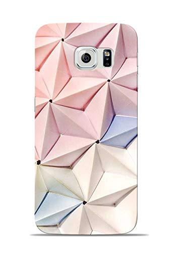Sowing Happiness Printed Back Cover For Samsung Galaxy S6 Edge   S6Edge 6475   Multi Coloured