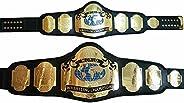 NWA World TAG TEAM Wrestling Championship Replica Belt Adult Size