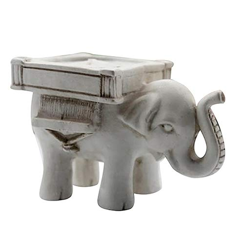 - Taiguang Elephant Tea Light Holder, Decorative Candle Holder Candlestick Holders for Wedding Christmas Birthday Baby Shower Randomly
