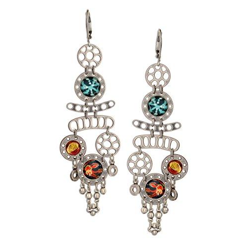 Post Earring Ayala (Artazia's Poseidon's Garden Fashion Earrings, Fall-Winter Collection - E6506)