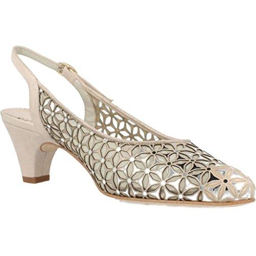 ARGENTA Zapatos de tac�n, color Beige, marca, modelo Zapatos De Tac�n ON THE GO GLIDE Beige