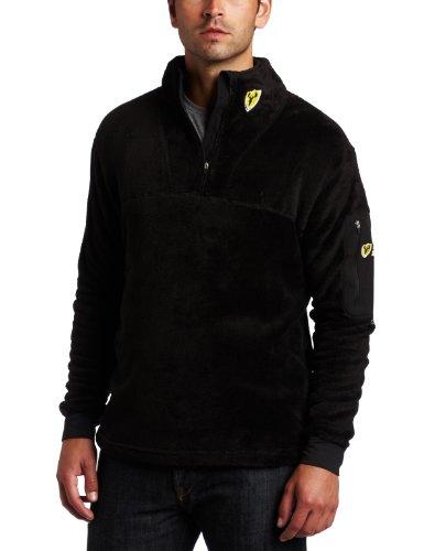 SCENT SHIELD Men's S3 Arctic Wt. Baselayer Long Sleeve Shirt, Black, Large