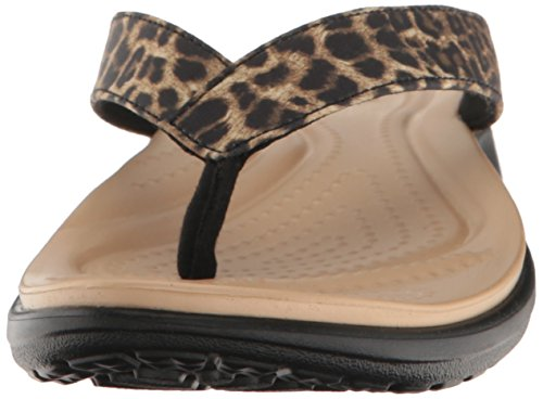 Pictures of Crocs Women's Capri V Graphic Flip Capri V Graphic W 6