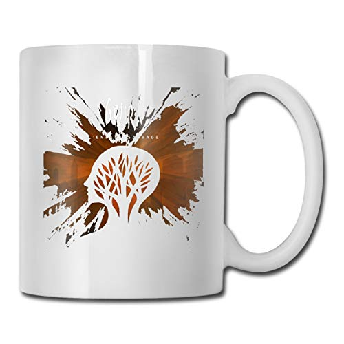 LarryGThatcher Gojira L'enfant Sauvage Women's Or Mens Cup Office Leisure Work Conference Boys&Girls Coffee Cup/Tea Cup/Mug/Water Cup