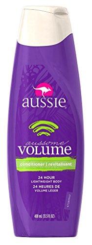 Aussie Conditioner Aussome Volume 13.5 Ounce (399ml) (2 Pack)