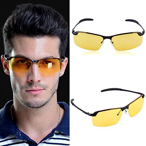 Glasses Driving Night End High Vision Gugutogo Polarized Unisex Glasses npYUZwHqF