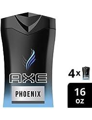 AXE  Phoenix Body Wash for Men 16 Fl Oz (4 Count)