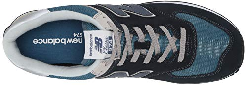 New Balance Men's 574 V2 Essential Sneaker, 8 US