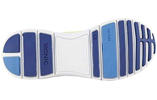 Venta de moda en línea Vionic Con Elation1 De Las Mujeres De Tecnología Orthaheel Azul Amarillo Compre barato por barato Fechas de lanzamiento de envío gratis En la venta caliente oX65EdR6Z