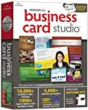 Brand New Business Card Studio 4.0 (Works With: WIN XP,VISTA,WIN 7)