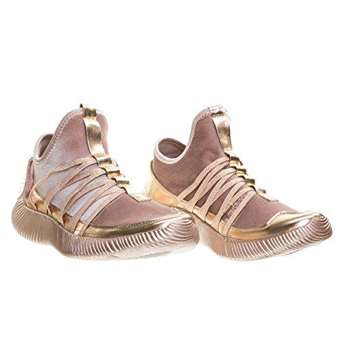 Voor Altijd Link Remy-18 Glitter Sneakers Voor Dames | Mode Sneakers | Sprankelende Schoenen Voor Vrouwen 4rosegold