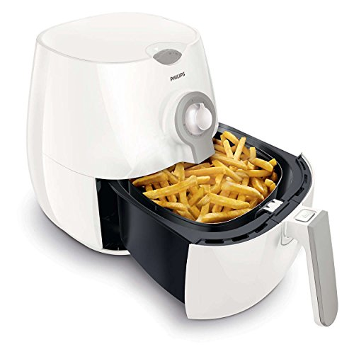 Philips Daily Collection HD9216 Air Fryer with Rapid Air Technology (White)