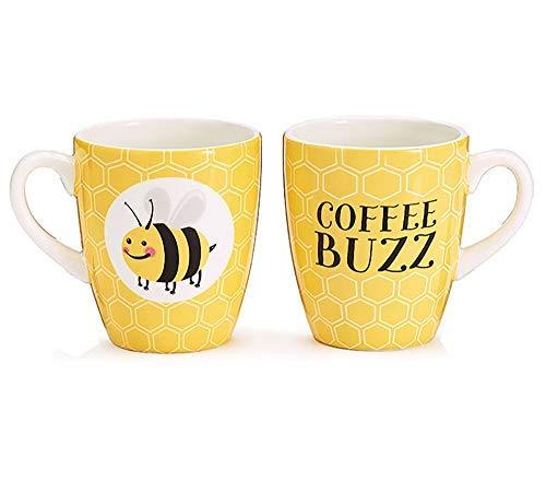 - Burton & Burton Mug Bee Buzzed Decal