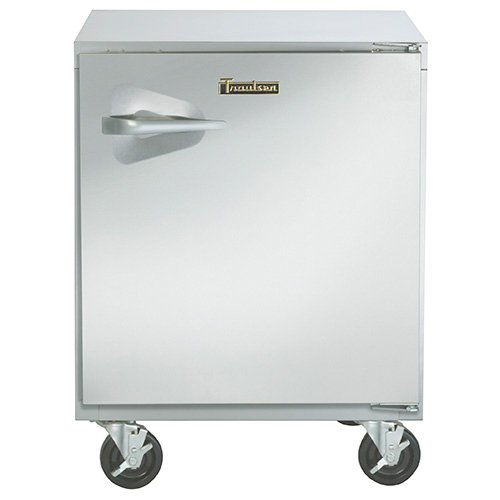 "Undercounter Refrigerator - 1 Door, 27""W, 7.1 Cu. Ft. Capaci"