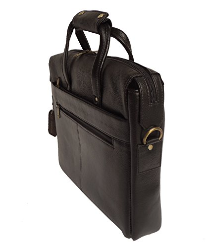 Spice Art , Borsa Messenger  Unisex - Adulto nero Black Large