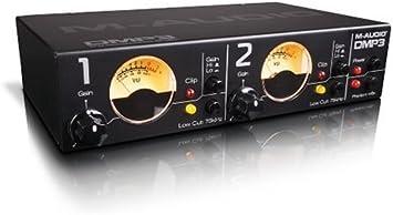 Amazon.com: M-Audio DMP3: Musical Instruments